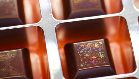 Chocolate Hologram