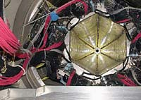 The K meson detector at Jefferson Lab