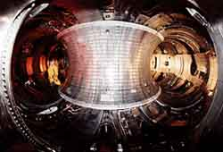 Photo courtesy of Princeton Plasma Physics Laboratory