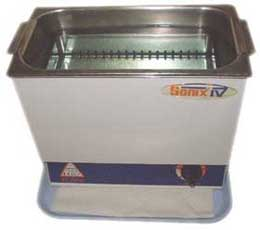 One model of an ultrasonic cleaner