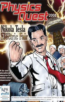 Click to read Nikola Tesla and the Electric Fair