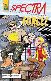 Read Spectra 3: Force!