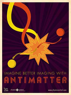 Antimatter poster
