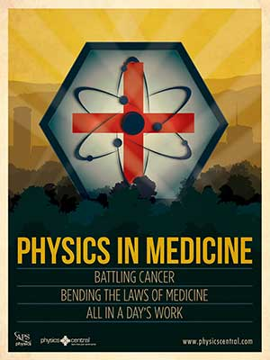 Physics in Medicine poster image