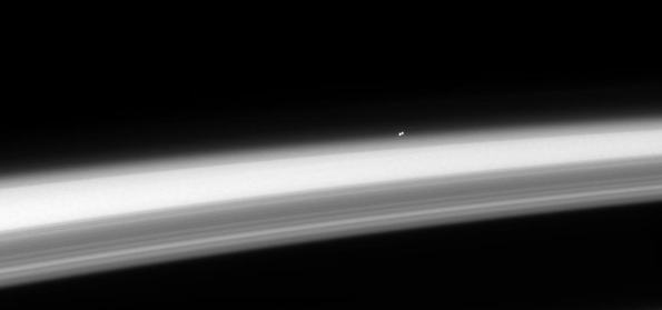 Cassini's View of Alpha Centauri