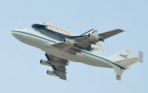 Endeavour Flight