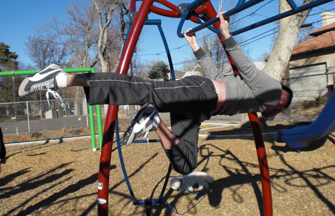 One-Leg Back Lever